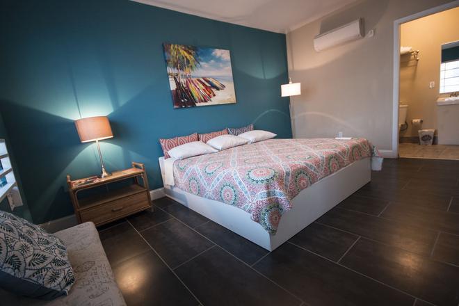 住宿加飲品酒店 - 邁阿密海灘 - 邁阿密海灘 - 臥室