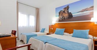 Hotel Verol - לס פלמס דה גראן קנריה - חדר שינה