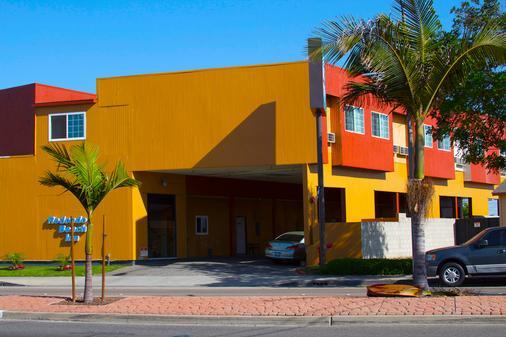 Redondo Beach Inn - Gardena - Building