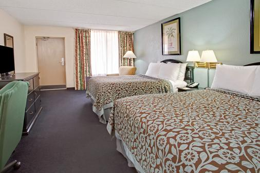 Days Inn by Wyndham Orlando Airport Florida Mall - Orlando - Phòng ngủ