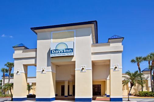 Days Inn by Wyndham Orlando Airport Florida Mall - Orlando - Toà nhà