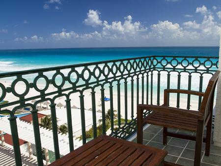 Sandos Cancún Luxury Experience Resort - Cancún - Balcón