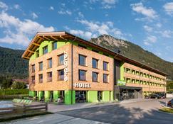 Explorer Hotel Berchtesgaden - Berchtesgaden - Toà nhà