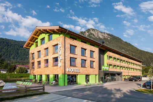 Explorer Hotel Berchtesgaden - Berchtesgaden - Rakennus