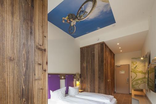 Explorer Hotel Berchtesgaden - Berchtesgaden - Kylpyhuone