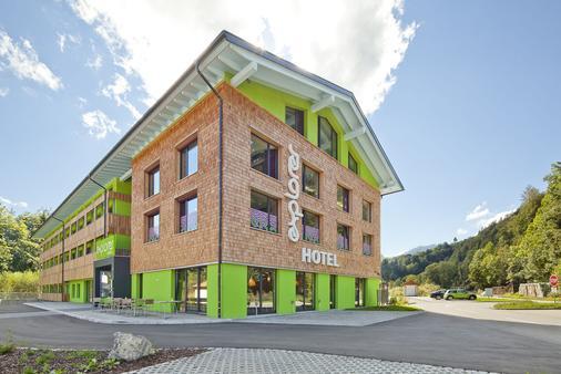 Explorer Hotel Oberstdorf - Fischen im Allgau - Building