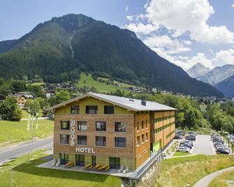 Explorer Hotel Montafon - Gaschurn - Κτίριο