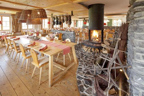 Hotel Oberstdorf - Oberstdorf - Restaurante