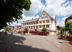 Hotel Mohren - Oberstdorf - Toà nhà
