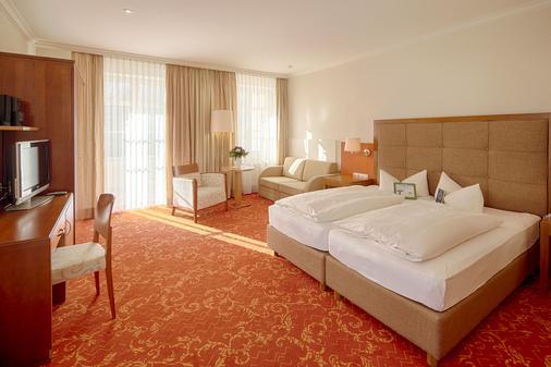 Hotel Mohren - Oberstdorf - Makuuhuone