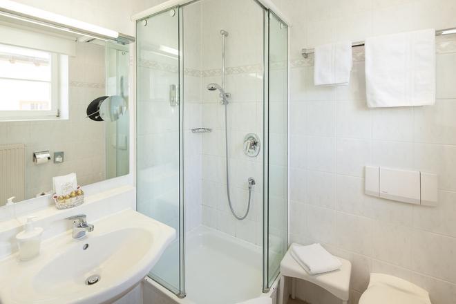 Hotel Mohren - Oberstdorf - Bathroom