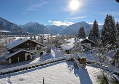 Hotel garni Tannhof - Oberstdorf - Outdoor view