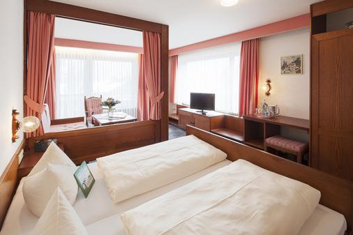 Hotel garni Tannhof - Oberstdorf - Bedroom