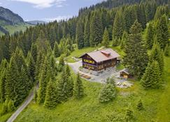 Wannenkopfhütte - Obermaiselstein - Edificio