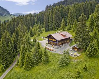 Wannenkopfhütte - Obermaiselstein - Building