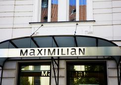 Hotel Maximilian - Prague - Building