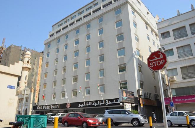 Gulf Pearl Hotel - Manama - Toà nhà