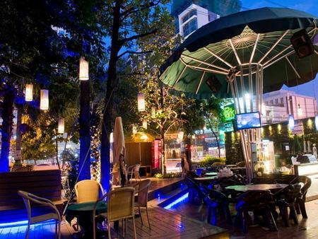 The Park Residence at Bangkok - Bangkok - Patio