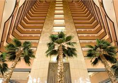 約翰尼斯堡洲際酒店 - 桑頓 - Sandton - 大廳