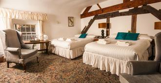 Gales of Llangollen - Llangollen - Bedroom