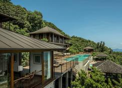 Four Seasons Resort Seychelles - Baie Lazare - Gebouw
