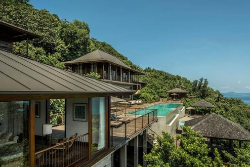 Four Seasons Resort Seychelles - Baie Lazare - Bâtiment