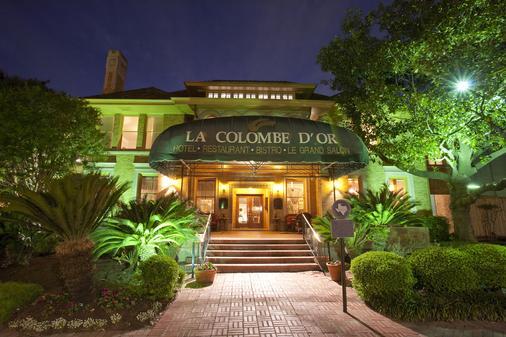 La Colombe d'Or - Χιούστον - Κτίριο