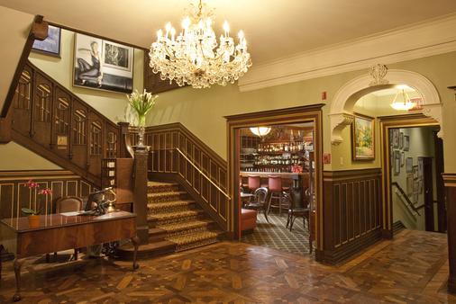 La Colombe d'Or - Χιούστον - Σαλόνι ξενοδοχείου
