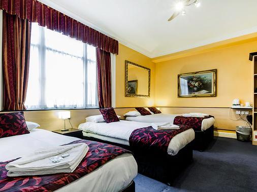 都鐸宮廷飯店 - 倫敦 - 臥室