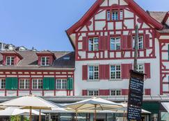 Hotel Hofgarten - Luzern - Rakennus