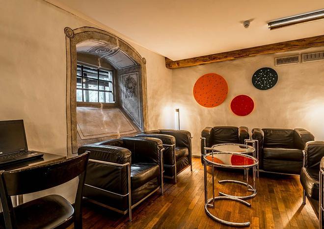 Hotel Hofgarten - Lucerne - Lounge
