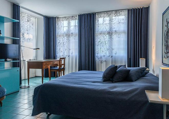 Hotel Hofgarten - Lucerne - Phòng ngủ