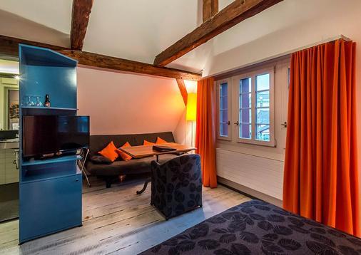Hotel Hofgarten - Lucerne - Living room