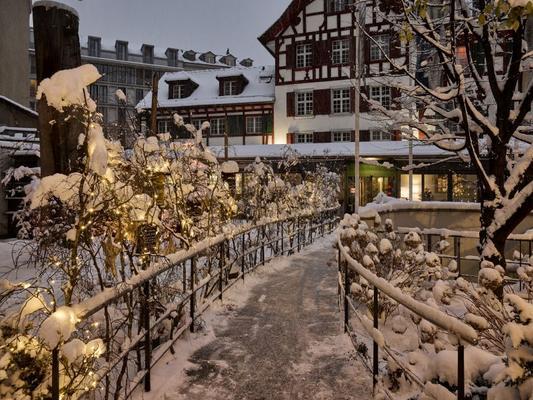 Hotel Hofgarten - Lucerne - Toà nhà