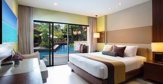 Patong Merlin Hotel - Patong - Bedroom