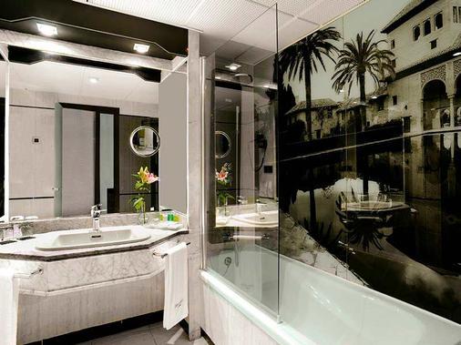 Sercotel Gran Hotel Luna de Granada - Γρανάδα - Μπάνιο