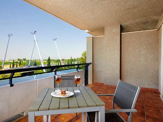 Sercotel Gran Hotel Luna de Granada - Granada - Balkon