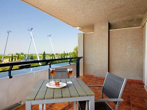 Sercotel Gran Hotel Luna de Granada - Γρανάδα - Μπαλκόνι