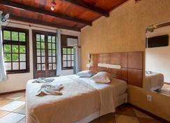 Lonier Ilha Inn Flats - Angra dos Reis - Спальня