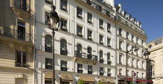 Hotel des Grands Hommes - Paris - Building