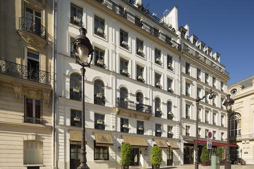 Hôtel Des Grands Hommes - Paris - Gebäude