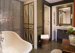 Hôtel Des Grands Hommes - Paris - Schlafzimmer