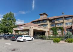 Kanata Kelowna Hotel & Conference Centre - Kelowna - Building