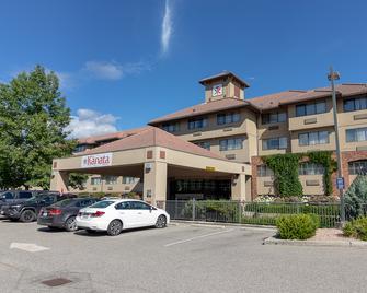Kanata Kelowna Hotel & Conference Centre - Kelowna - Gebouw