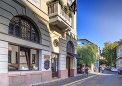 Hotel Mika Superior - Budapest - Cảnh ngoài trời