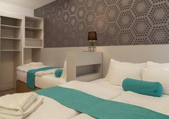 Hotel Mika Downtown - Budapest - Soverom