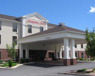 Hampton Inn Hadley-Amherst Area - Hadley - Building