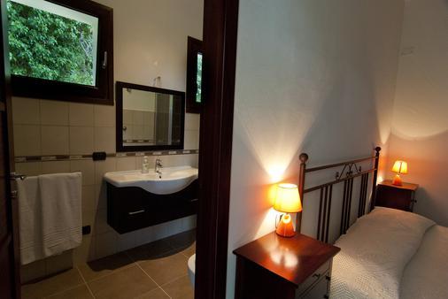 B&B Iradas Lanusei - Lanusei - Bedroom