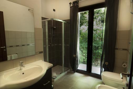 B&B Iradas Lanusei - Lanusei - Bathroom