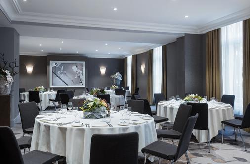 和平酒店,麗思卡爾頓夥伴酒店 - 日內瓦 - 日內瓦 - 宴會廳